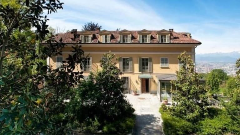 FOTOS | La lujosa mansión en la que viviría CR7 en Turín si ficha por la Juventus