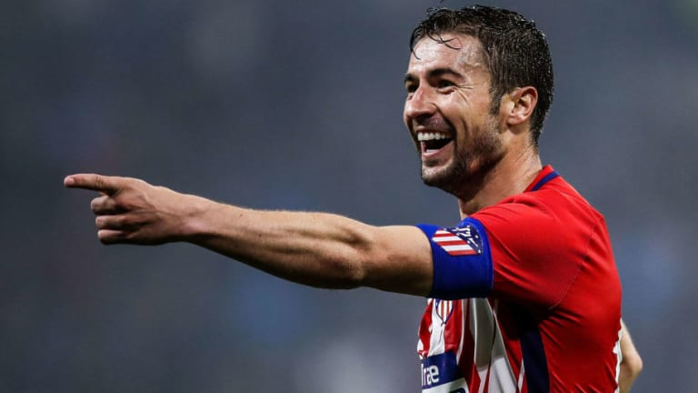 Veteran Midfielder Gabi Turns Down Offer From Abroad in Favour of Atletico Madrid Stay