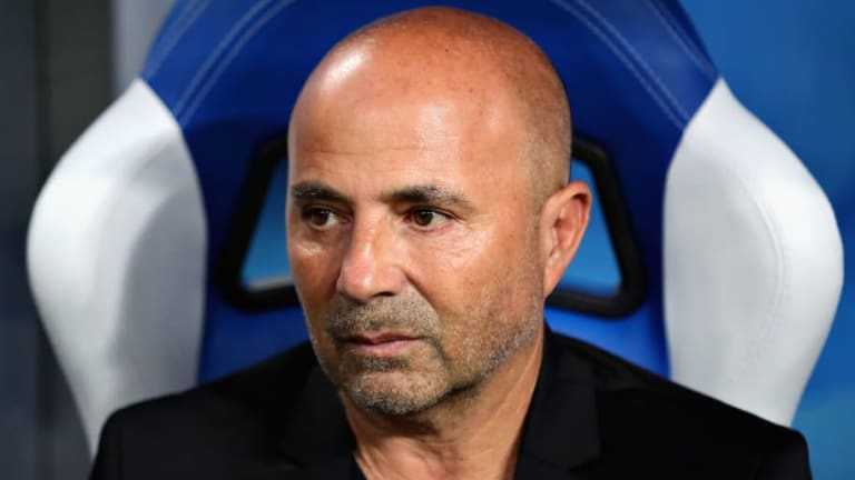 Sampaoli habló sobre el error de Willy Caballero y del partido que jugó Leo Messi