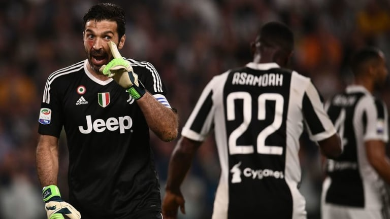 Gigi Buffon Denies Being Centre of Juventus Dressing Room Bust Up Following Defeat to Napoli