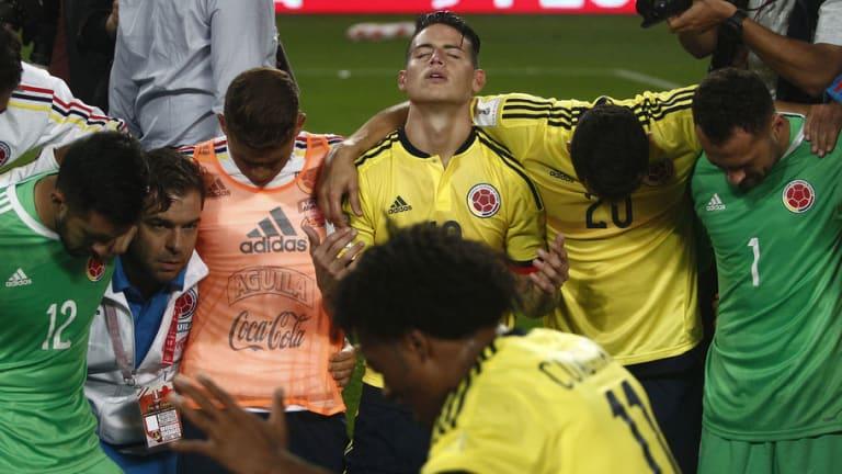 MALAS NOTICIAS | El jugador de Colombia que podría perderse el Mundial