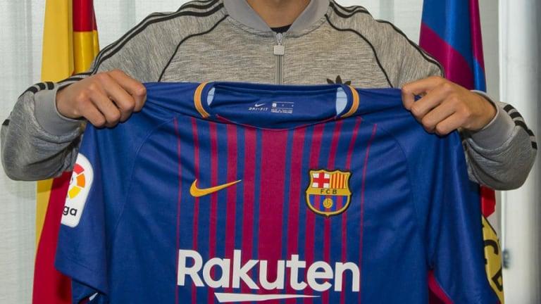 ¿Y LA MASÍA? | Los cinco futbolistas que el Barça ha fichado para el filial este invierno