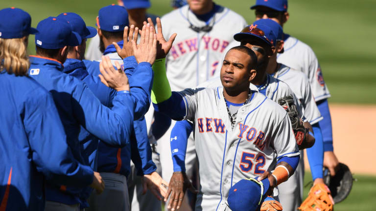 MLB Power Rankings: Astros Take the Top Spot ... But How About Those Mets?