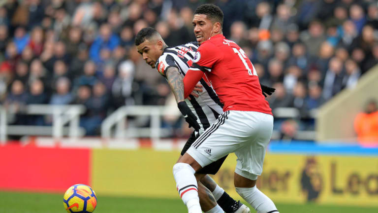 Chris Smalling in Twitter Turmoil After Old Tweet Being Shared Following Dive Against Newcastle