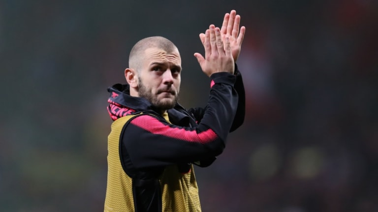 Arsenal Confident Jack Wilshere Will Extend Emirates Stay After Tabling Improved Deal