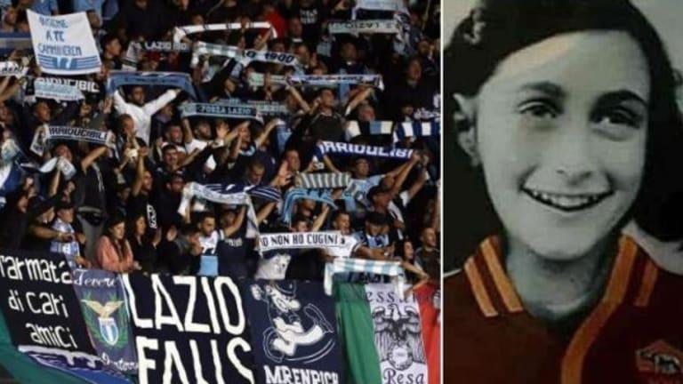 La multa que tendrá que pagar la Lazio por el episodio de Ana Frank