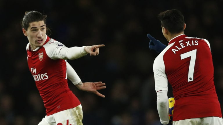 Hector Bellerin Claims Alexis Sanchez Demanded 'Too Much' During His Time at Arsenal
