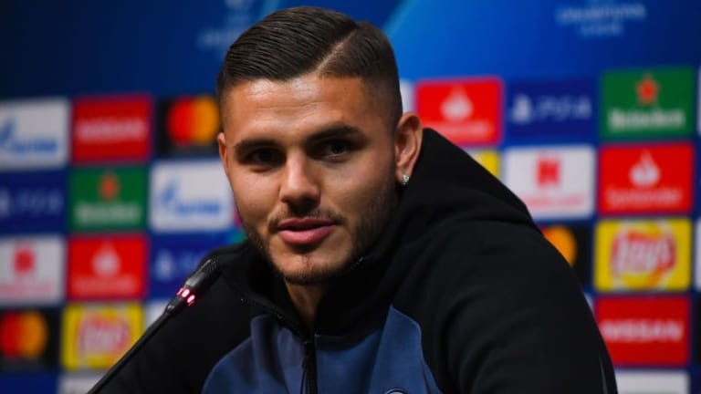 Mauro Icardi Has 'No Intention' of Leaving Inter Amid Rumoured Chelsea, Real & Barcelona Interest