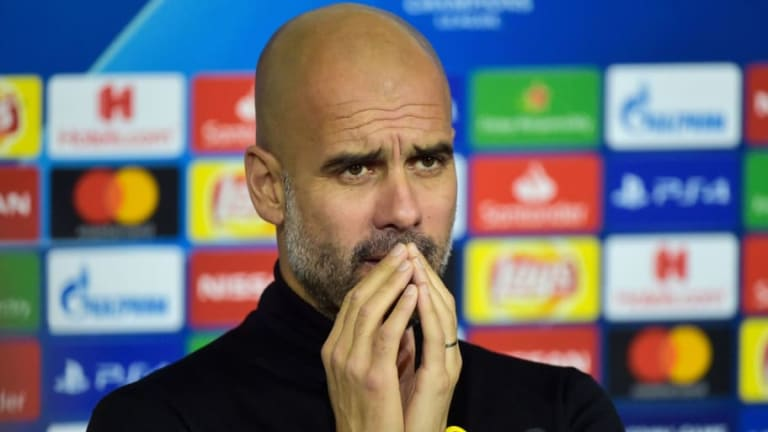 Pep Guardiola Admits Man City Will Be Perceived as Failures Should They Fail to Win Champions League