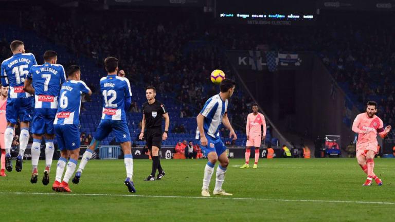 El 1x1 del FC Barcelona en su victoria ante el Espanyol (0-4)