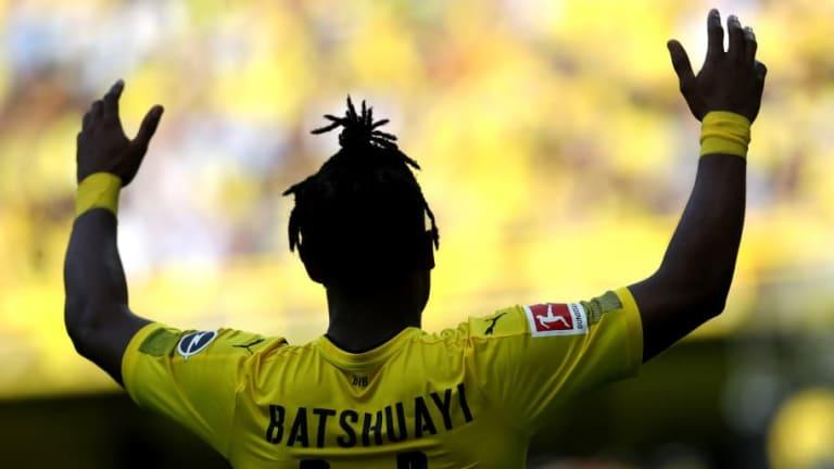 Borussia Dortmund Hold Further Talks Over Batshuayi as Chelsea Eye Move for BVB Starlet