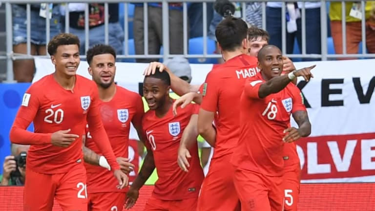 Sweden 0-2 England: Football Takes Huge Step Closer to Home as Three Lions Dominate Against Swedes