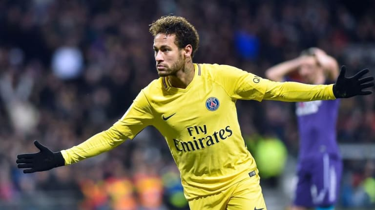 Dani Carvajal Admits There Is No Way to Stop Neymar as Madrid Prepare for Champions League PSG Clash