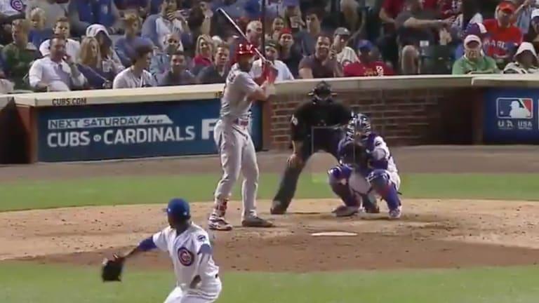 Watch: Matt Carpenter Hits His Eighth Home Run in Sixth Consecutive Game