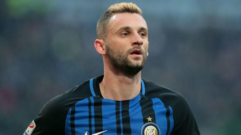 Sevilla Edging Closer to Signing Arsenal and Everton Target Marcelo Brozovic After Loan Deal Agreed