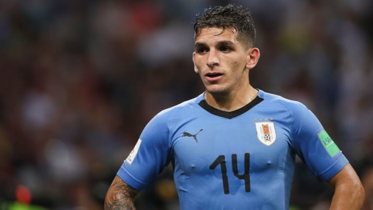 Lucas Torreira's Father Admits Uruguay Star Will Undergo Medical With Arsenal Following World Cup