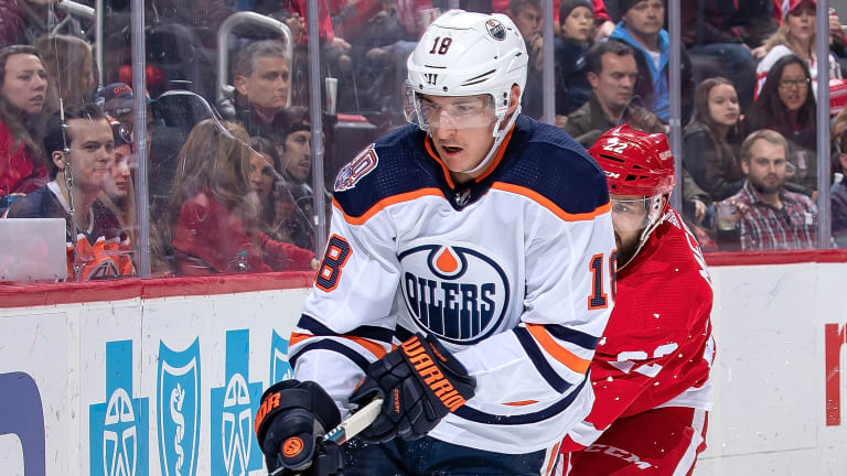 Oilers Trade Ryan Strome to Rangers for Ryan Spooner