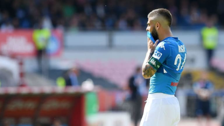 Lorenzo Insigne Reveals He Has 'Always Been Eager' to Play Under New Napoli Manager Carlo Ancelotti