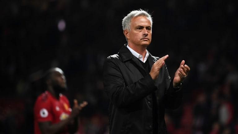 Mourinho Praises 'Amazing' Man Utd Fans Before Storming Out of Press Conference After Spurs Loss