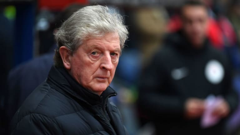 Roy Hodgson Hails Crystal Palace's Battling Qualities After Eagles Fightback to Earn Arsenal Point
