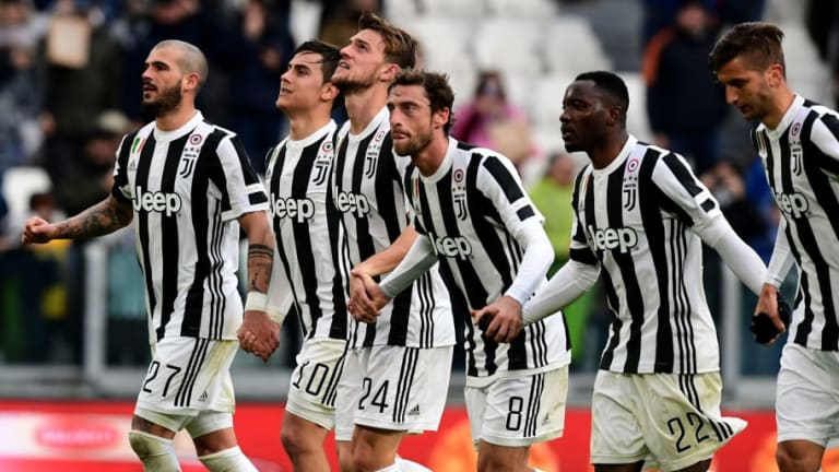 Newcastle Turn Attentions to Juventus Star as Rafa Benitez Looks to Bolster Midfield This Summer