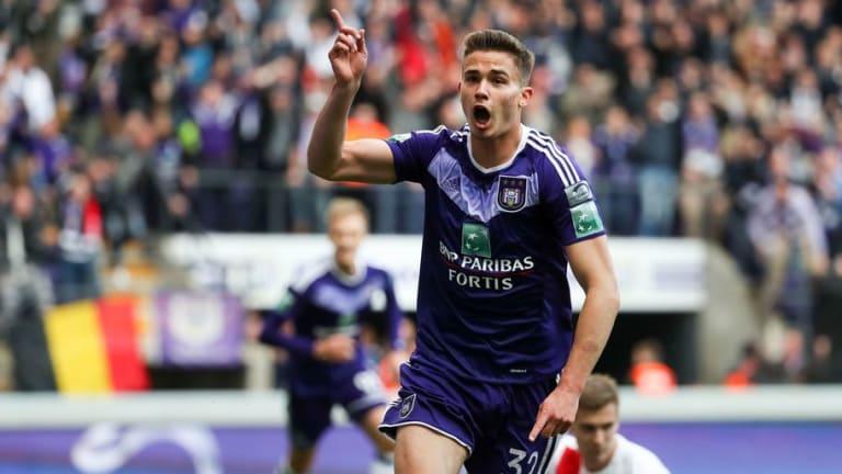 Crystal Palace Interested in Signing Belgium Midfielder Leander Dendoncker