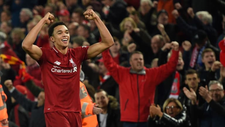 Martin Keown Compares Liverpool Youngster Trent Alexander-Arnold With Club Legend Steven Gerrard