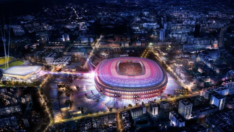 La empresa candidata para poner apellido al nuevo Camp Nou