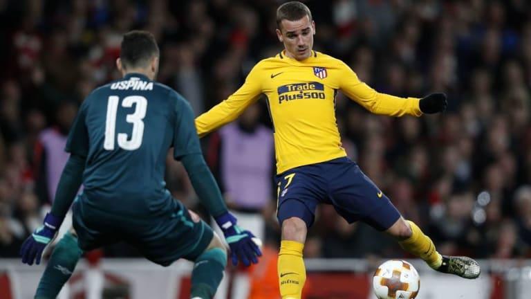VÍDEO | La loca celebración de los hijos de Simeone con el gol de Griezmann
