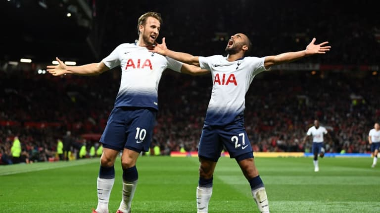 Harry Kane Sends Warning to Title Rivals Following 3-0 Demolition of Man Utd