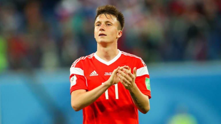 CSKA Double Price Tag of Arsenal, Chelsea & Juventus Target After Excellent World Cup Performances