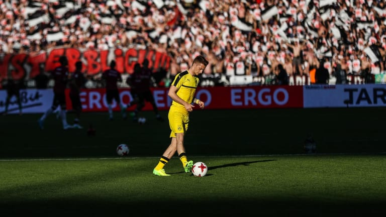 Marco Reus' Latest Comeback From Injury is Imminent as Dortmund Boss Peter Stoger Sets Return Date