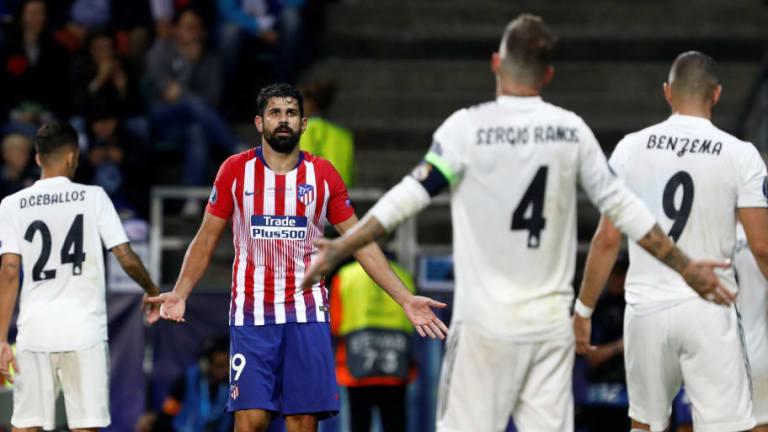 Real Madrid-Atlético Madrid   Alineaciones confirmadas