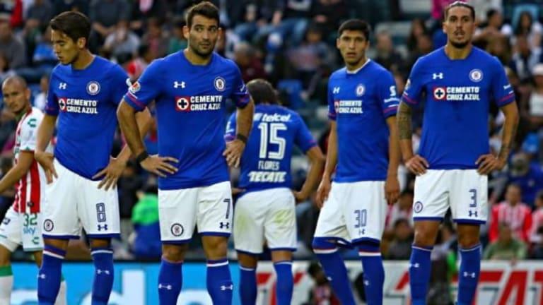 FICHAJES | Cruz Azul presenta a su nuevo delantero