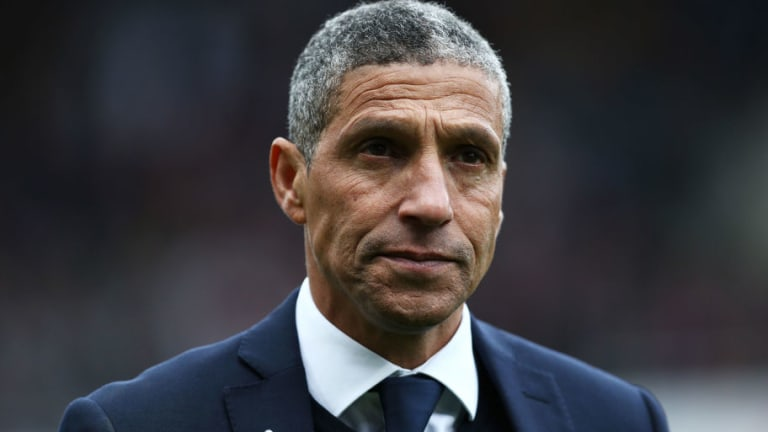 Chris Hughton Admits He Was Not Happy With Burnley Fans Booing Gaetan Bong Following 0-0 Draw
