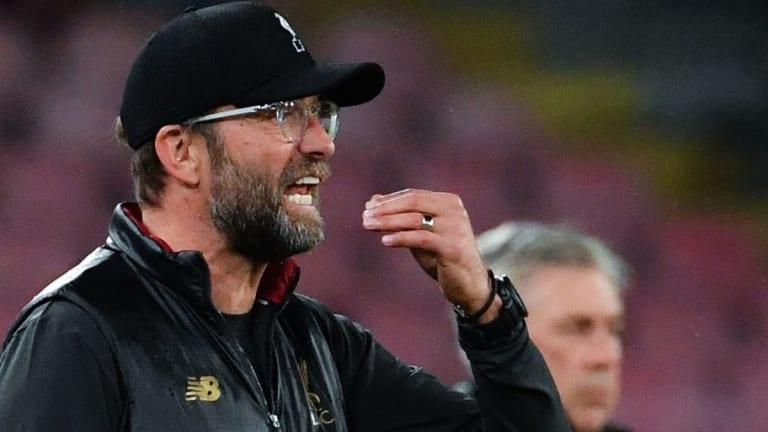 'Not Good Enough': Jurgen Klopp Takes the Blame for Lacklustre Liverpool Defeat Against Napoli