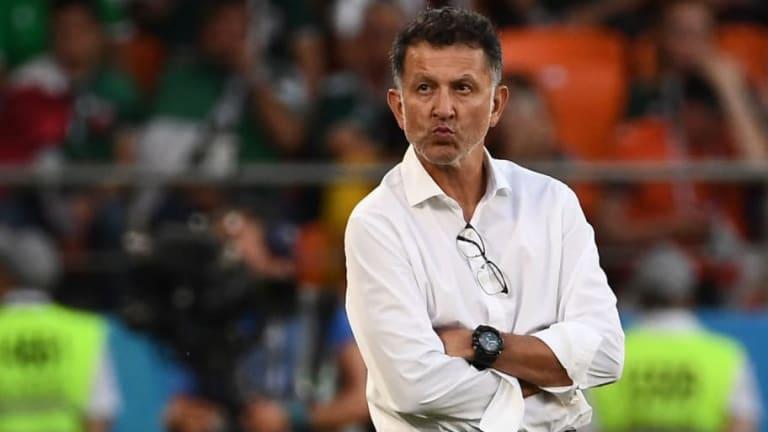 Mexico Boss Juan Carlos Osorio 'Hurt' By Sweden Defeat Despite Last 16 Qualification