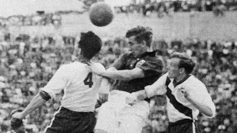 World Cup Countdown: 17 Weeks to Go -  England's Greatest Ever Defeat, the 1950 Loss to USA