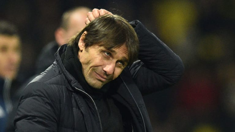 Report Claims Conte's Chelsea Conflict Down to 9-Month Fight Over Transfer Policy