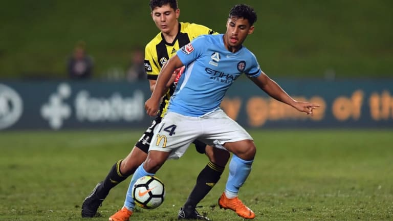 Manchester City Strongly Interested in A-League Wonderkid and Australian International Daniel Arzani