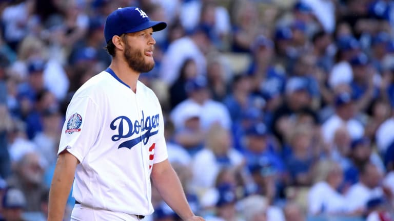 The Control Pitcher: As Free Agency Looms, Will Clayton Kershaw Win It All in L.A.?
