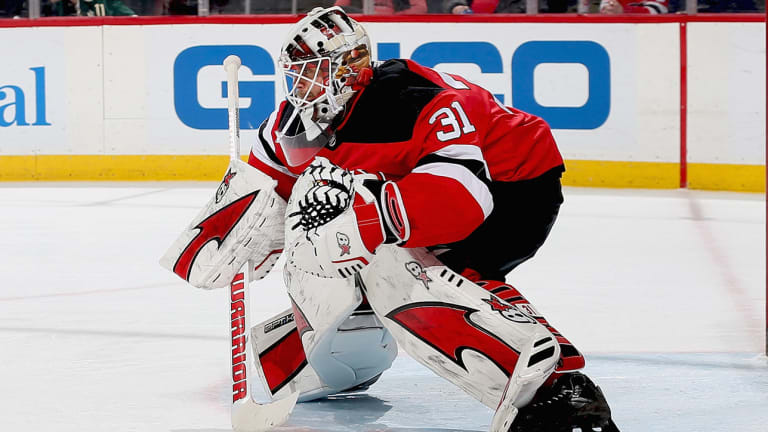 Devils Re-Sign goalie Eddie Lack to One-Year Contract