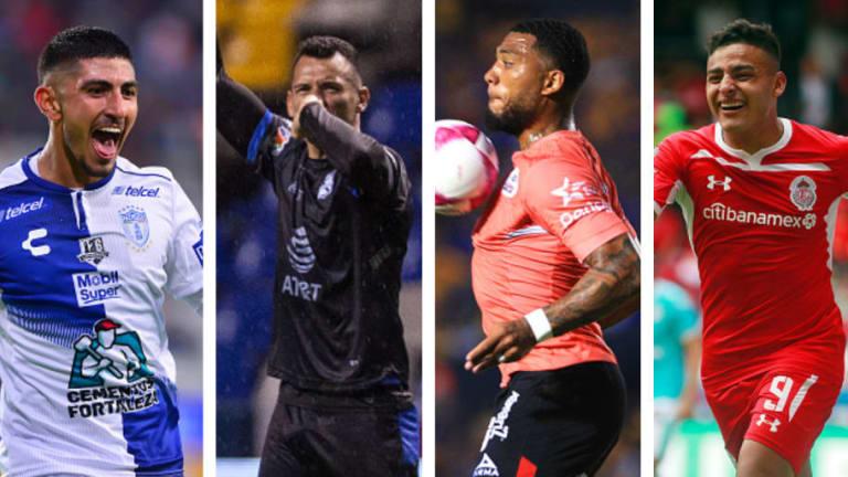 ¡EQUIPO DE ÉLITE! | El XI ideal de la jornada 15 del Apertura 2018