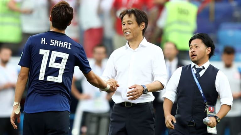 Akira Nishino Laments 'Regrettable' Ploy After Japan Seal Controversial Passage Into Last 16