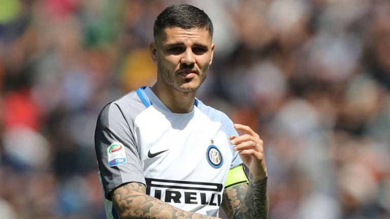 Inter Preparing to Offer Striker Mauro Icardi New Deal Amid Interest from European Giants