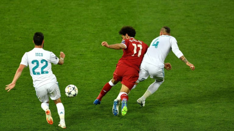 Russia Defender Claims Sergio Ramos 'Showed How to Stop Salah' Ahead of Egypt World Cup Clash