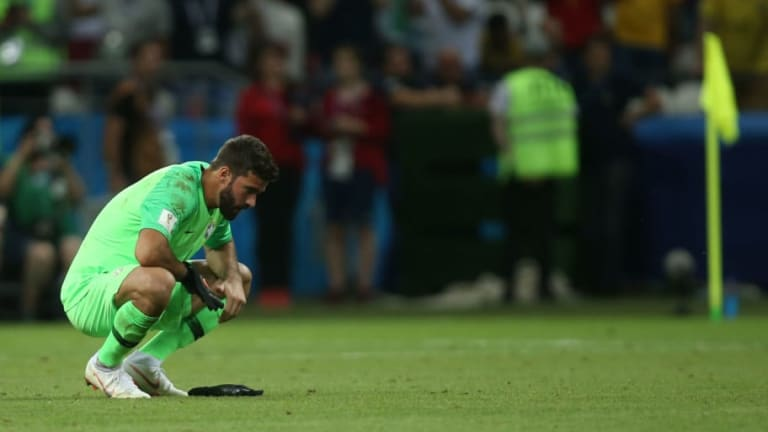 Why Alisson's Record-Breaking Liverpool Move Represents Another Step in the Distortion of the Market