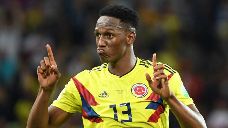 Yerry Mina's Agent Offers Update on Colombian's Future Amid Fenerbahce Bid Rumours