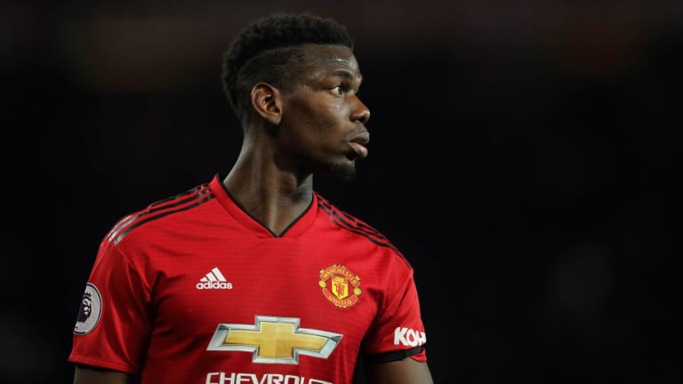 Man Utd Midfielder Paul Pogba Handed £350 Fine and 3 Points on Driving Licence for Speeding