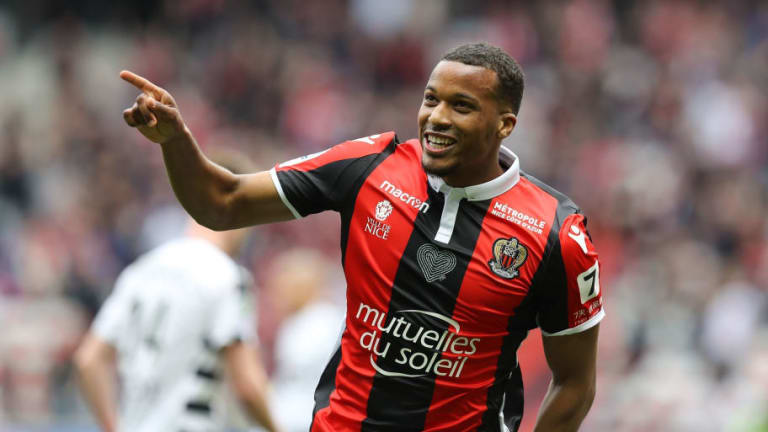 Spurs Make £22m Bid for Nice Forward as They Eye New Backup for Harry Kane